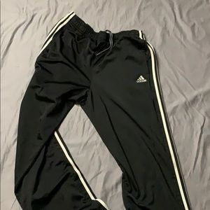 Adidas track sweatpants